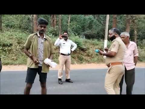 Belthangady Police Viral Video | ಪೊಲೀಸ್ ದರ್ಪ: ಅಹಂಕಾರದ ಸಿಬ್ಬಂದಿಗೆ ಏನಾಯ್ತು..ನೋಡಿ!- Video