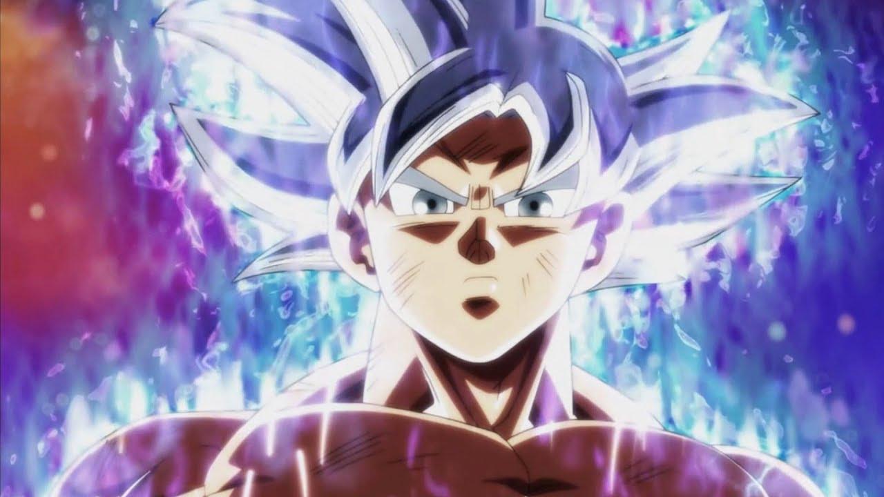 Goku Ultra Instinkt