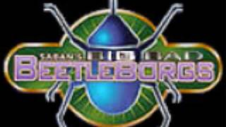 big bad beetleborgs theme