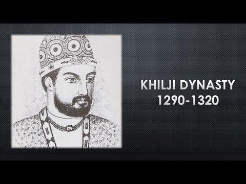 medieval history  khilji dynasty  (खिलजी सल्तनत)