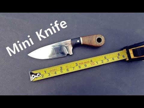 knife making mini knife