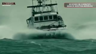 Terjebak Di Segitiga Bermuda Pria Ini Mengumandangkan Adzan