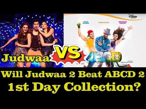 Judwaa 2 Vs ABCD 2 l Will Varun's Judwaa Beat ABCD Day 1 Collection record?
