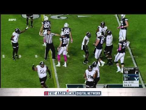 Football Week 7: Highlights BYU 38, Cincinnati 24