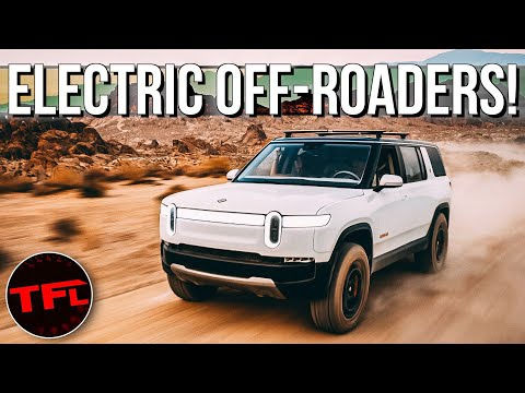 An EV Wrangler, Rivian And Cyber Truck are Coming! Will Electric Off-Roaders Take Over?