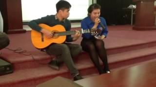 Yêu em dài lâu guitar by Tùng park, vocal: Quỳnh Xôi