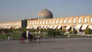 イラン旅行 イマーム広場