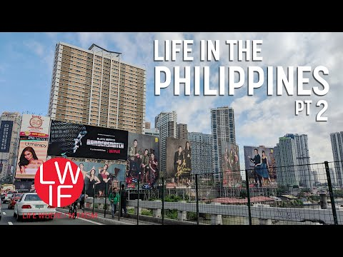 Life In The Philippines Pt 2 | Homes, Family & Work