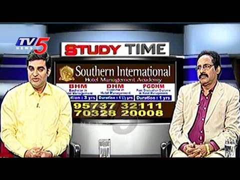 Hotel Management Courses @ Southern International Academy | Study Time | TV5 News