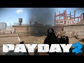 PAYDAY 2  ( Panic room on overkill ) . FT.suicidal Hoodie
