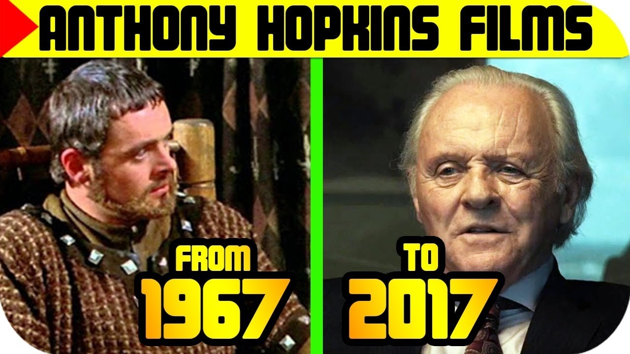 Anthony Hopkins MOVIES...