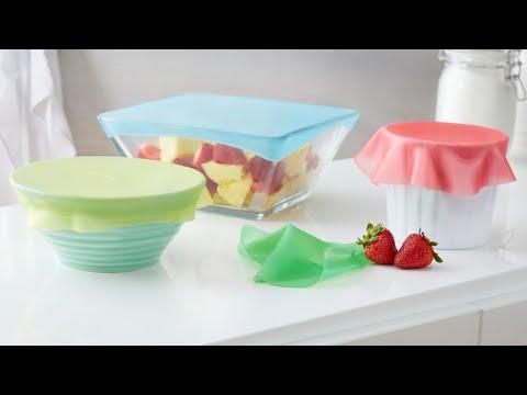 Food Guard | Silicone Stretch Lids