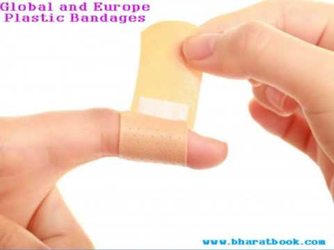 Global and Europe Plastic Bandages Market