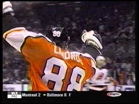 Eric Lindros - The Rise and Fall in Philadelphia (Sportscenter)