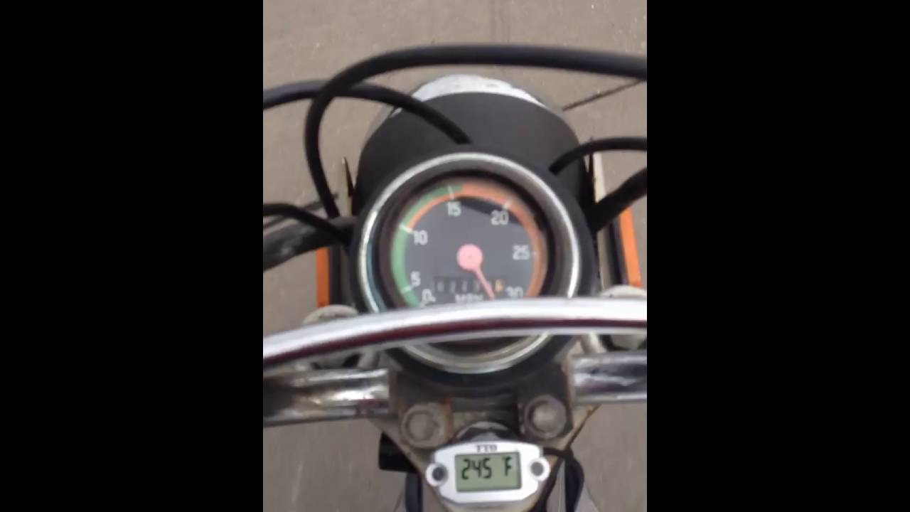 Puch Magnum Kit Choices — Moped Army