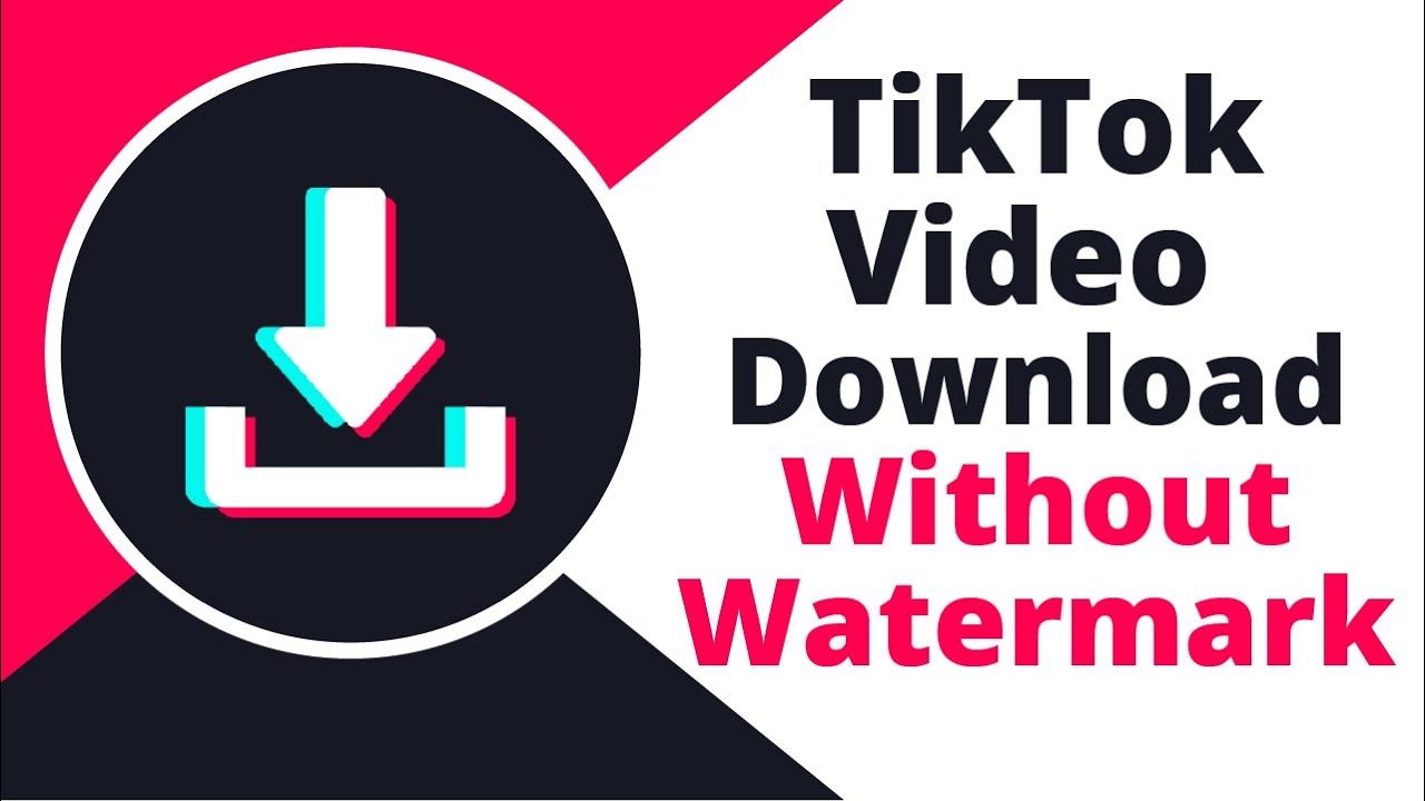 Video Downloader For Tik Tok Tiktok Video Downloader Without Watermark Apk Youtube