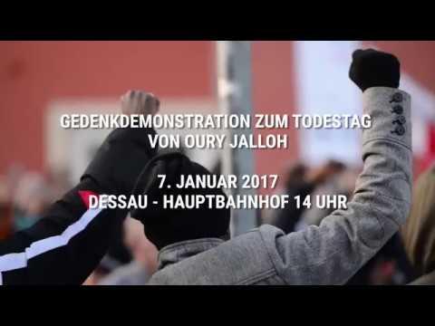 Mobi-Trailer zur Gedenk-Demo 2017 #KeinEinzelfall