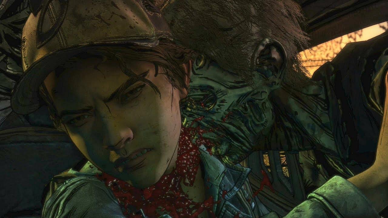All Clementine Death Scenes The Walking Dead Season 4 Episode 1 Demo The Final Season