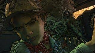 "All Clementine Death Scenes - The Walking Dead:Season 4 Episode 1 Demo - ""The Final Season"""