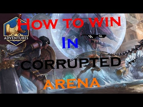 How to win in corrupted arena - Smite montage