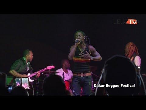 Jah Cure à DAKAR : concert intégral du 26 Décembre 2017