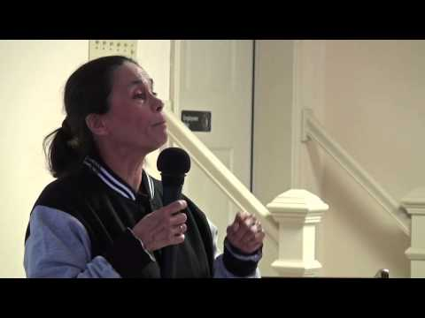 Victoria Racimo, 2015 American Equine Summit (Video #6)