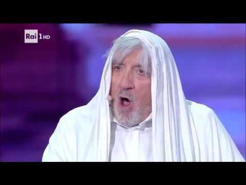 """Gigi Proietti """"Toto e la sauna"""" - Cavalli di battaglia 02/06/2018"""