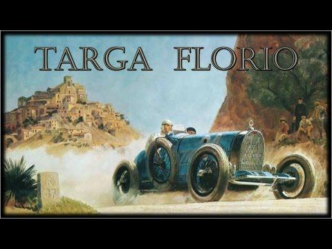 Classic Races - Ep08 : Targa Florio (documentary) HD
