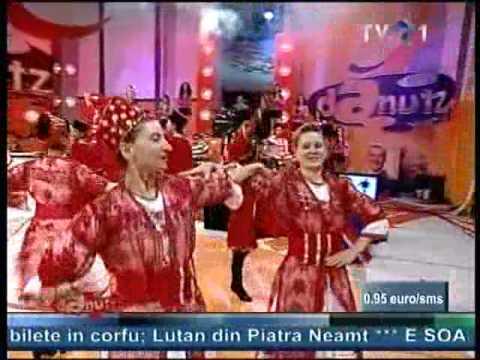 Doina Oltului Slatina Dans  Kazaciok solist   Costinel Alecsandrescu
