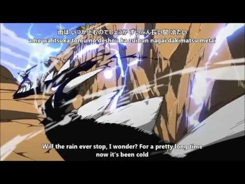 Fullmetal Alchemist Brotherhood - Rain AMV (Lyric)