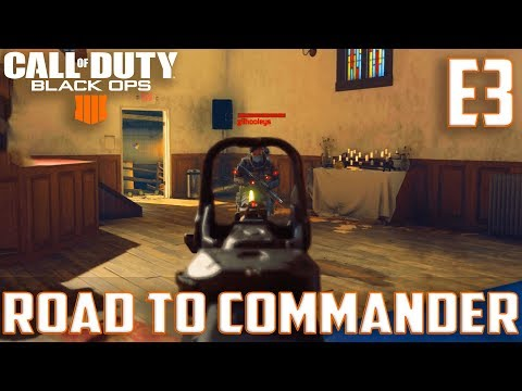 Call Of Duty Black Ops 4 RTC(PS4 Gameplay)Ep.3-FFA On Frequency,Slums,Morocco,Militia