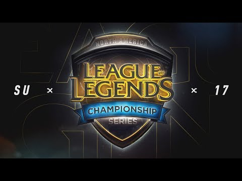 NA LCS Summer 2017 - Week 4 Day 2: TSM vs. FLY | C9 vs. TL (NALCS1)