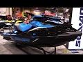 2017 Sea Doo GTR 230 Jet Ski - Walkaround - 2017 Toronto Boat Show