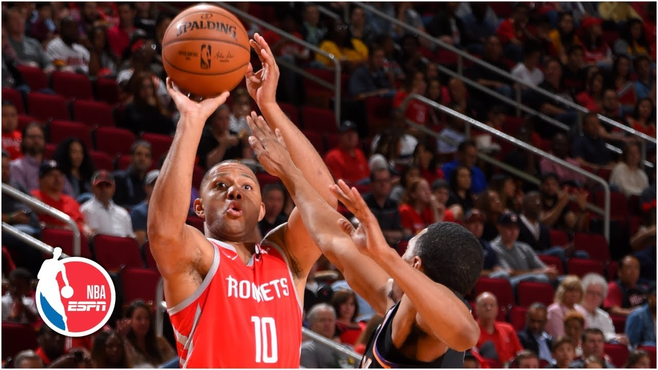 Houston Rockets set new NBA record with 27 3-pointers in big win over Phoenix Suns | NBA Highlights