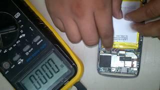 Revivir celular que no enciende ni carga con bateria interna.
