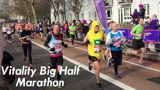 Vitality Big Half Marathon - 4 March 2018