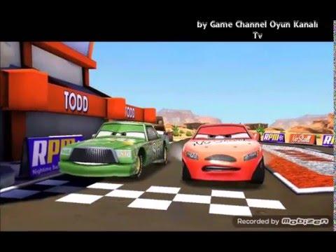Disney Cars Lightning Mcqueen Level 2 Android Games Arabalar
