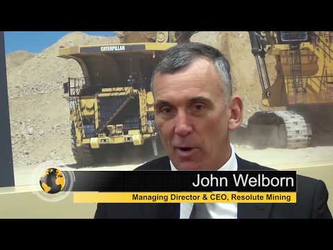 Diggers & Dealers 2016: Miningscout-Interview Mit Resolute Mining