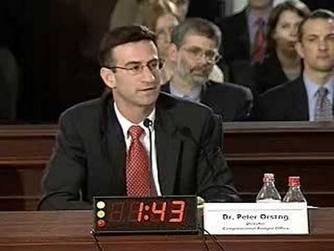 Hearing on Iraq Costs & Interest: Doggett