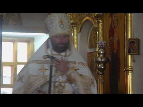 Александр Sandro Кирьяков: Отец Марк. Проповедь 31 мая 2020 года