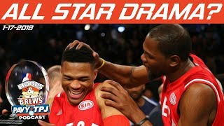 Who Are Your West NBA All Stars? | Hoops & Brews