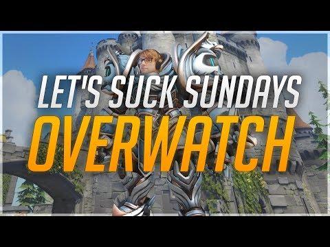 Stream Highlights: Let's Suck Sundays: Overwatch
