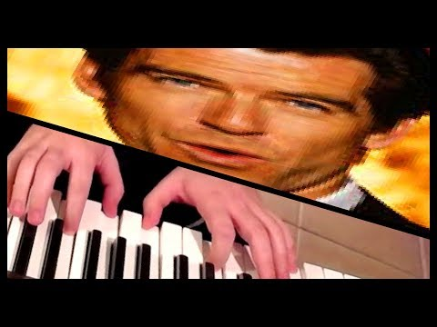 Ben - The First Level Of 'Goldeneye 007' On A Piano!