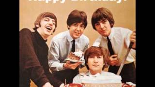 The Beatles- Birthday 8bit (Happy Birthday Ella)