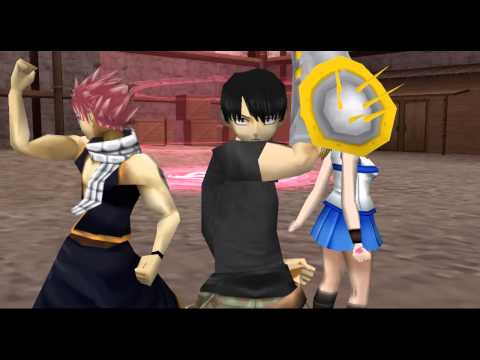 Fairy Tail Portable Guild 2 from PSP to PC #1