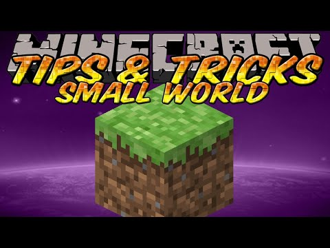 Minecraft Tips and Tricks - How to make a smaller world file with World Downloader Mod