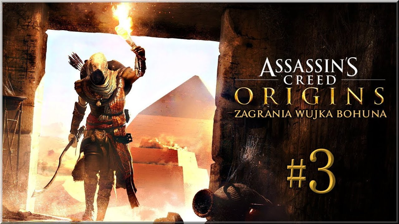 "Assassin's Creed Origins – #3 ""Sekrety Siwy"""