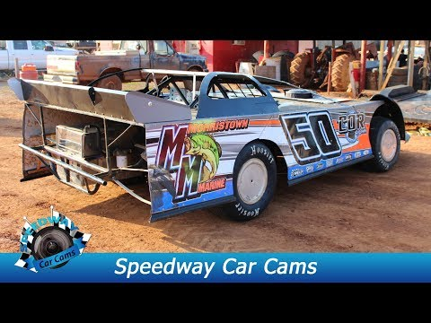 #50 Jonathan Miracle - Sportsman - 9-3-17 Tazewell Speedway - In Car Camera