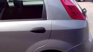 Fiat Punto 1.2, 5 door in Grey