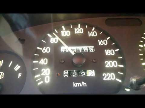 Daewoo Nubira 2.0 Hız